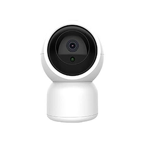 Cámara De Vigilancia Wifi, Cámara 1080p, Visión Nocturna Hd, Detección De Movimiento Remota, Alerta De Aplicación, Audio Bidireccional, Monitor De Bebé/Mascota/Tienda