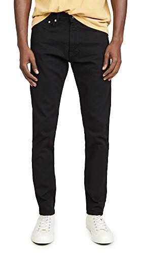 Calvin Klein Men's Skinny Fit Jeans, Forever Black, 30W x 30L