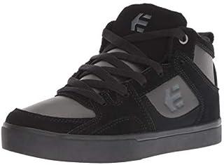 Etnies Unisex Harrison HT Skate Shoe Black 2.5c Medium US Big Kid [並行輸入品]