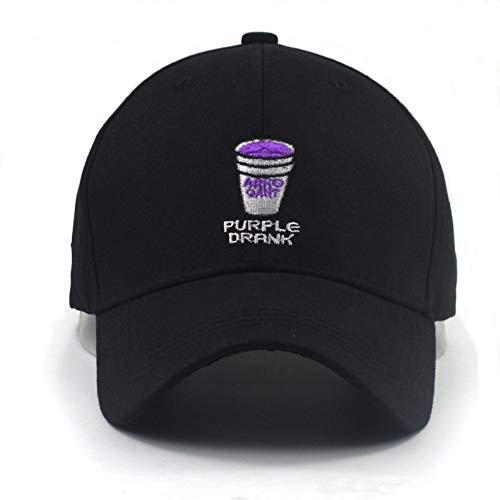 CXKNP Baseball Cap Neue Papa Hut Koks Tasse Stickerei Unisex Baseball Kappe Klassische Beiläufige Kappe Golf Hut Gun Stickerei Kappe Hüte Mode Hut