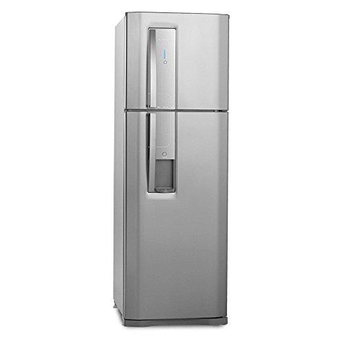 Geladeira/Refrigerador Frost Free Inox 380L Electrolux (DW42X) 127V