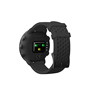 Suunto 3, Sports Watch with Wrist-Based Heart Rate, 24/7 Fitness Activity and Recovery Tracking - Slate Grey (Renewed)