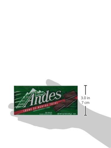 アンデスクリームミントシン132g(28個入り)