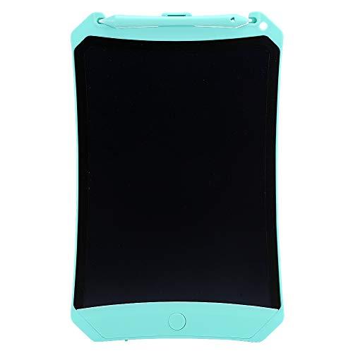 CUEA Tableta de Escritura LCD, Tablero de Dibujo electrónico multipropósito de 8.5 Pulgadas práctico para Adultos para diseñar para niños para Escribir para Dibujar(Verde)