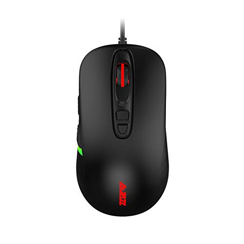 Funkmaus Maus Gaming Mouse 7-Tasten-Sensor 10000 DPI einstellbare kabelgebundene Gaming-Maus 7-Tasten-Sensor 10000 DPI einstellbare kabelgebundene Gaming-Maus für Desktop-PC-Notebook