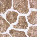 Stone Wall Patio Wall Stencil   DIY Home Decor Stencils   Paint Stencil for Walls, Furniture, Floors, Fabric