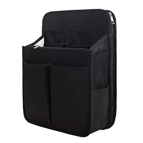 SHINGONE Rucksack Organizer, Taschenorganizer Nylon, Handtaschen Organizer Bag in Bag Organizer Innentaschen für Rucksack