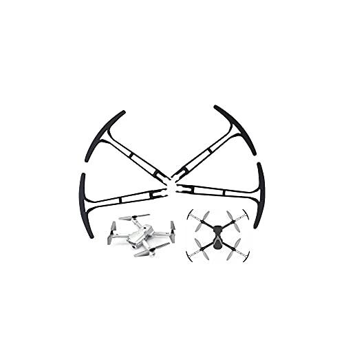 LIZHOUMIL 8 Pz Coperture Protettive Per Hs175 D65 Syma X500 X30 Z6 Piegante Antenna Quadcopter Elica Guardia Anelli Protettivi RC Drone Lame Ricambi