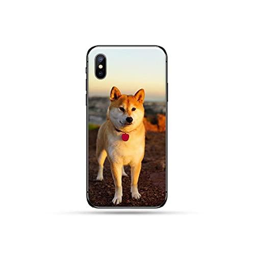 Carcasa para iPhone 11 12 Pro XS Max 8, 7, 6, 6S Plus, X, 5S, se 2020, XR-A8-para iPhone 11 PROMAX