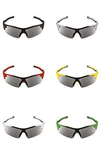 BRN Occhiale Ciclismo Arrow Nero