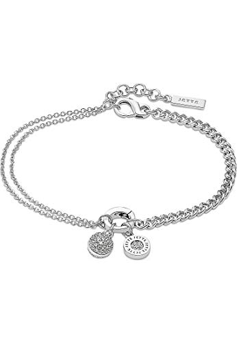 JETTE Silver Damen-Armband 925er Silber 73 Zirkonia One Size 87554856