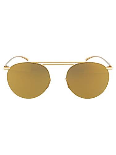 Mykita Luxury Fashion Damen MMESSE009188E2 Multicolour Acetat Sonnenbrille | Jahreszeit Permanent