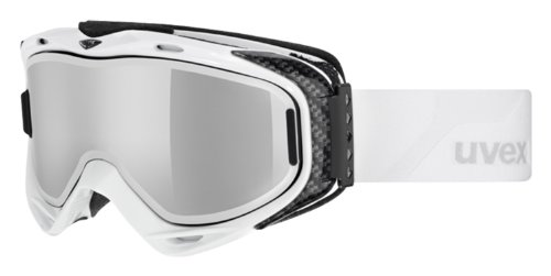 Uvex G.GL 300 Top Skibrille, white, One size