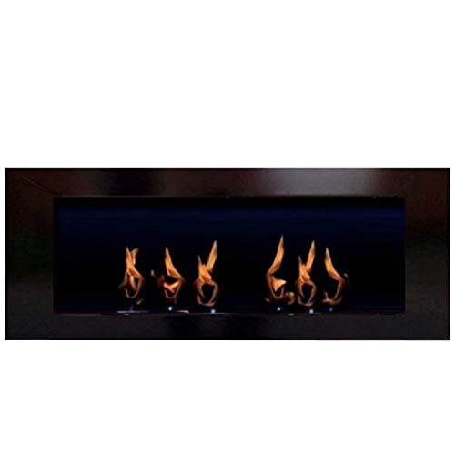 BIO ETHANOL FIRE PLACE MODEL TORNADO (Black) by \