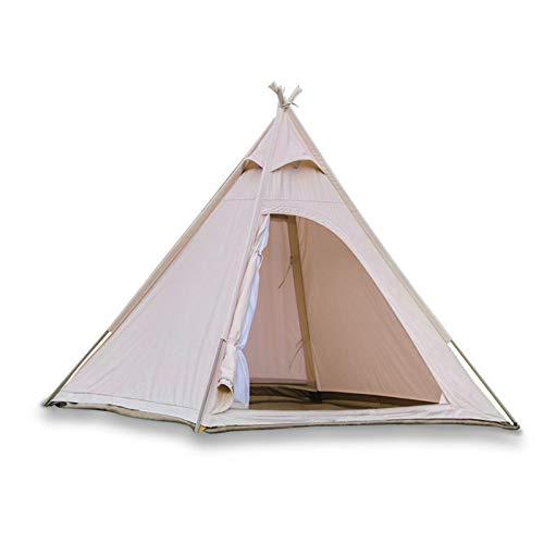 Carpa para jardín Carpa para niños Carpa para Campamento, 2.2m Carpa de Campana de...