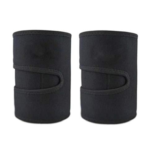 Mankoo Wyszczuplające męskie damskie termiczne spodnie do kształtowania nóg, spodnie do sauny do spalania tłuszczu i upiększania