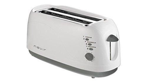 Nevir NVR-9814 T Tostadora 1300W