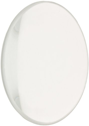 Ajax Scientific li152-0100 gepolijst glas Double (bi-convex) lens, kogel, 50 mm Ø, 100 mm brandpuntsafstand