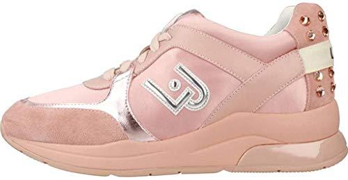 LIU-JO Sport Scarpe per Le Donne, Color Rosa, Marca, modelo Sport Scarpe per Le Donne Running Miranda Rosa