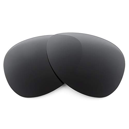 Revant Replacement Lenses Compatible With Oakley Break Point, Non-Polarized, Stealth Black