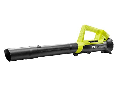 Ryobi P2109 90 MPH 200 CFM 18-Volt Lithium-Ion Compact, Lightweight, Cordless Leaf Blower - (Battery and Charger Not Included) (Renewed)
