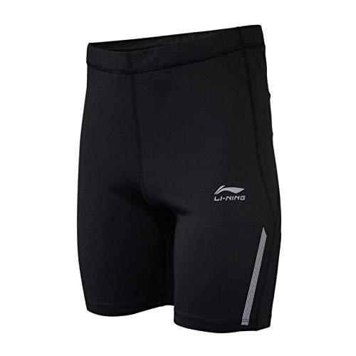 Li Ning 781535810A - Leggings sportivi da donna, taglia S, colore: Nero