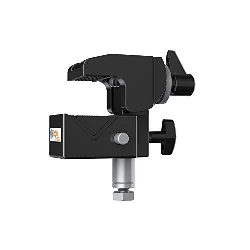 Andoer Magic Arm Kugelkopf Articulating Friction Ballhead Arm Camera Monitor LED Video Light Mount Adapter