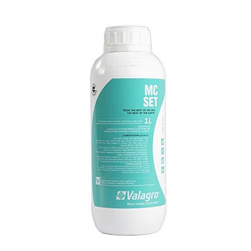 VALAGRO MC Set concime microelementi boro e zinco 1 litro stimola la fioritura e l'allegagione