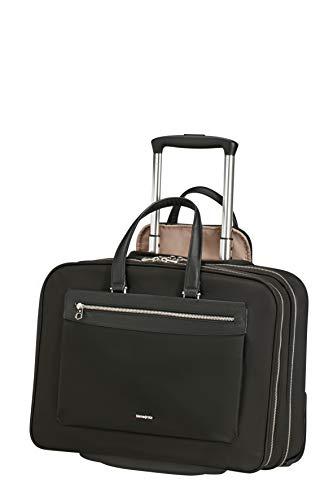 Samsonite Zalia 2.0 - 15.6 Inch Laptop Roller Case, 43 cm, 24 L, Black