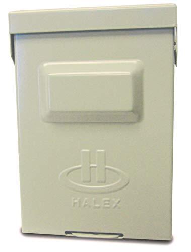 Halex, 60-AMP 120/240-Volt Non-Fuse Metallic AC Disconnect , HNF60R, 1 per pack
