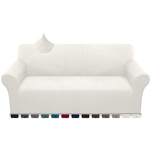 Luxurlife Funda de sofá de Alta Elasticidad Funda para Sof�