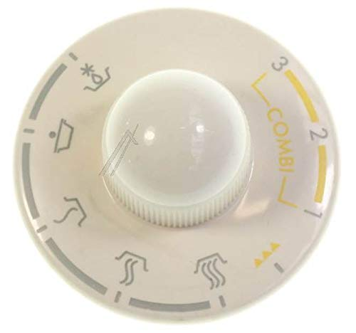 DeLonghi - Perilla selector de funciones para horno microondas Combi MW651