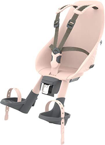 Urban Iki Front Seat Complete, Seggiolino da Bicicletta per Bambini. Unisex, Sakura Pink/Sakura Pink, Taglia unica