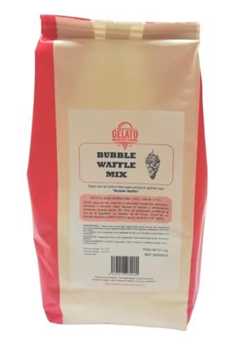 Base Mix Bubble Waffle - Preparado en polvo a base de harina
