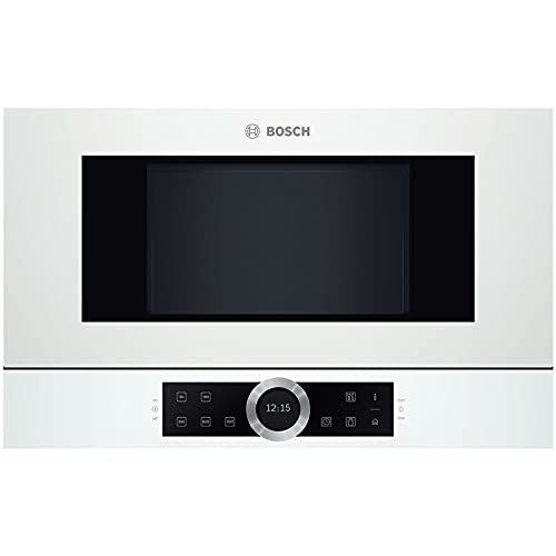 Bosch Serie 8 - Microondas innowave maxx bfl634gw1 21l