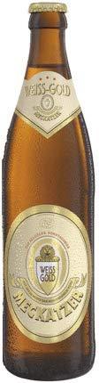 Meckatzer Weiss Gold 18 Flaschen x0,5l