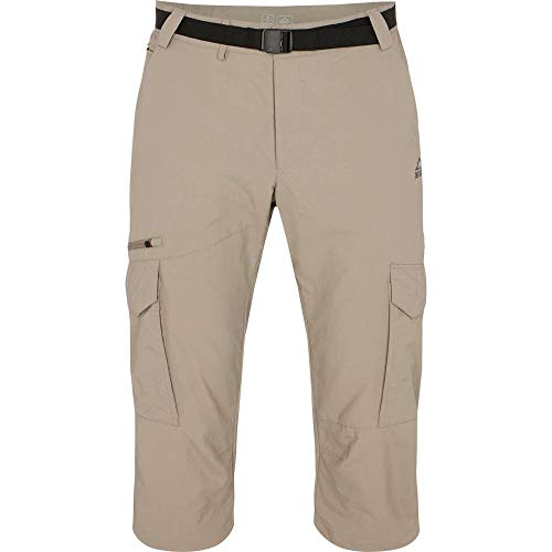 McKINLEY Capri Pantalon Argonne III Hommes, Grey, 54