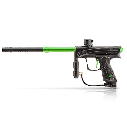 Dye Rize CZR Paintball Marker (Black/Lime)