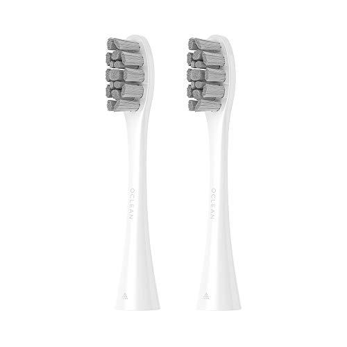 Oclean X Pro Cepillo de Dientes Sónico Inteligente Cepillos de Dientes Eléctricos (Cabezal de Cepillo)