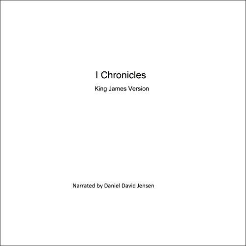 I Chronicles audiobook cover art