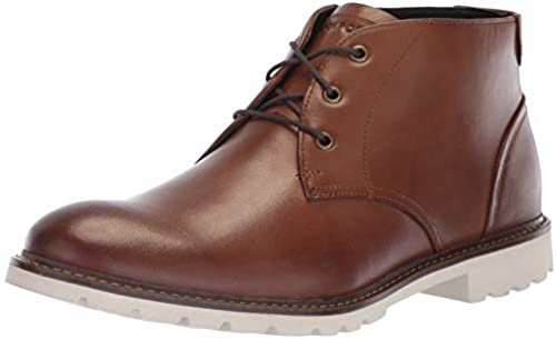 Rockport Men& 039;s Sharp and Ready Chukka Oxford, braun Le, 16 M US