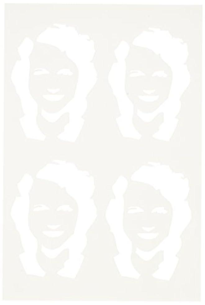 Ranger MDS49883 Four Women Dina Wakely Media Stencils, 9