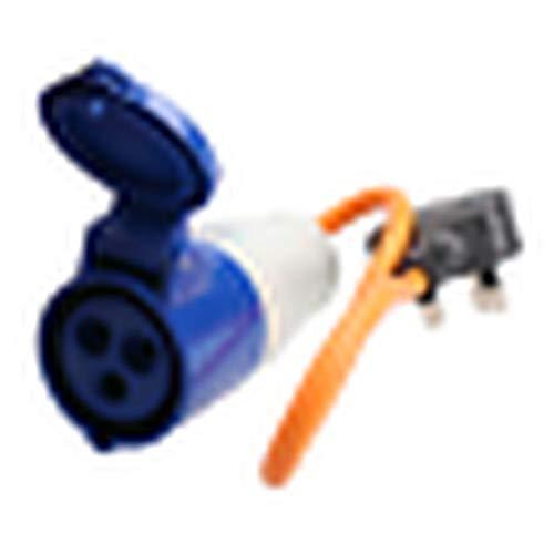 DrillMan TR132 Netzadapter für Wohnwagen, Generator, Boot, 230 V