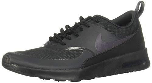 Nike Wmns Air MAX THEA, Off Noir/Gri - Zapatillas Deportivas, Color Gris Oscuro, Color Gris Oscuro, tamaño 40.5 EU