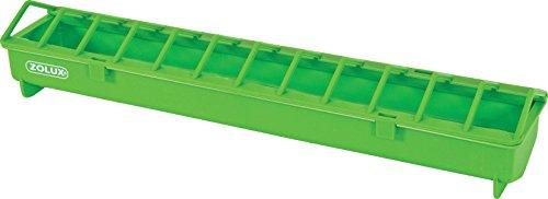Zolux Mangeoire Basse Cour Plastique pour Élevage/Agriculture Urbaine 50 cm