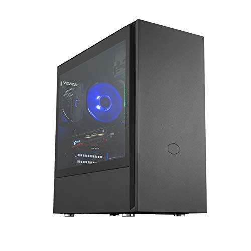 Sedatech Workstation AMD Ryzen 7 2700 8X 3.2Ghz, Geforce GT1030, 16Gb RAM DDR4, 500Gb SSD NVMe M.2 PCIe, 2Tb HDD, USB 3.1, WiFi, CardReader. Ordenador de sobremesa, sin OS