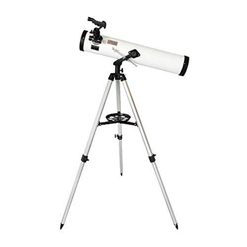 Telescopio, telescopio astronómico F30070M Monocular con trípode Principiantes y niños