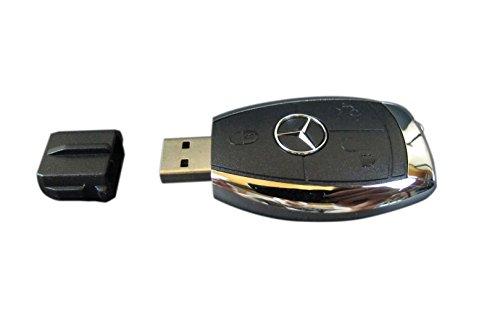 MOJO Mercedes Benz Car Key USB 3.0 Flash Drive … (32GB)