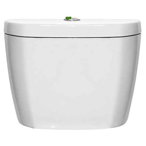 Niagara N7714T-DF Stealth Ultra High Efficiency Toilet with Tank, White