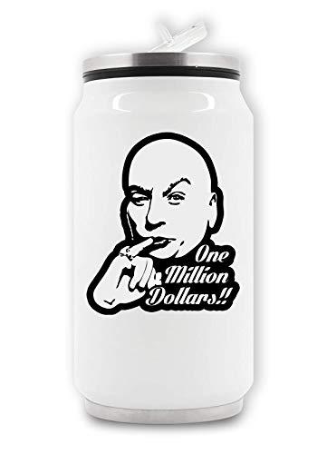 ShutUp One Million Dollars Thermische drankblik